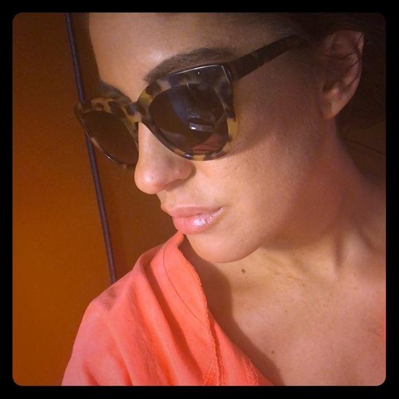 ca3776a700  Brand New  J.Crew Cabana Oversized Sunglasses